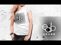 Executive Autobody Logo Promo T-Shirt Front