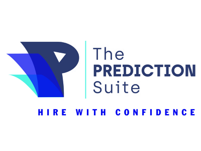 The Prediction Suite Logo icon branding logo graphic design art direction typography design