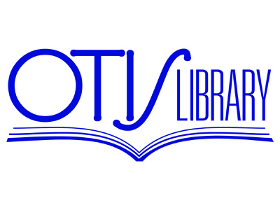 Otis Library Logo branding logo graphic design art direction typography design