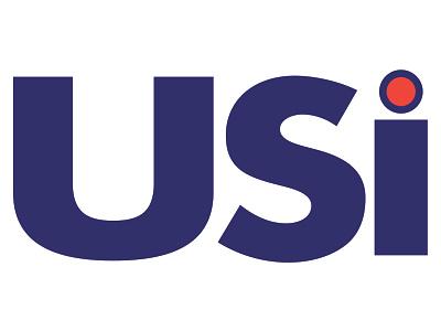 USI Logo branding logo graphic design art direction typography design