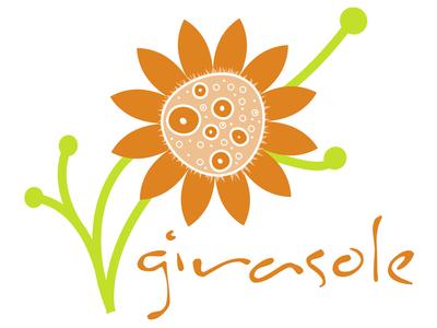 Girasole Logo Dribble