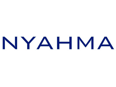 New York Affordable Housing Management Association Logo branding logo graphic design art direction typography design