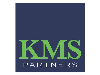 Kms Partners Logo real estate branding icon branding logo graphic design art direction typography design