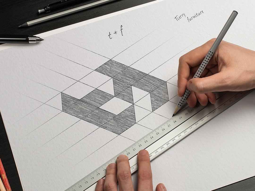 Logo Sketch identity branding design illustration logo logotype marks symbols vector flat icon logofolio logogrid grid sketch logo sketch grid logo collection brands minimalistic
