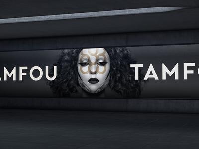 TAMFOU - Brand Identity