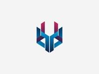 THE BLANKZS | Simple Logo Design