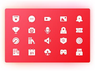 icon design logo app game map iconfont icon ui illustration design