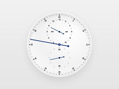 Skagen Watch fashion clean shine shadow realistic dial hand watch clock time