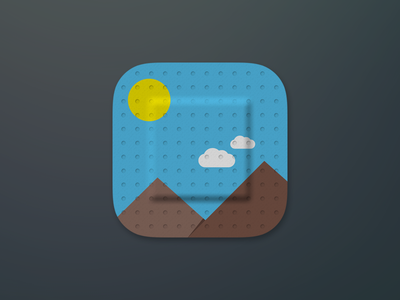 Gallery Doctor app Icon band-aid icon ios