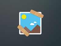 Gallery Doctor app Icon (Android) gallery android icon app