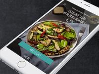 Pickles - food delivery app