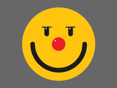 Pierrot smiley