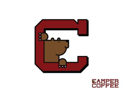 Camper Coffee Logo
