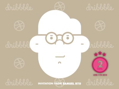 Invitation x2