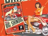 Big Shindig Poster