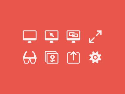 Skala View 2 toolbar icons