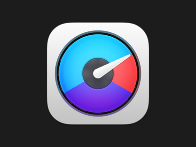iStat Menus 6 app icon for macOS Big Sur icon app macos mac big sur