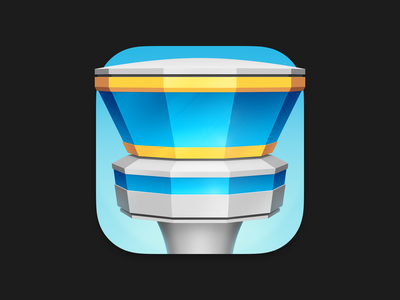 Tower macOS Big Sur replacement icon airport tower git app macos mac icon