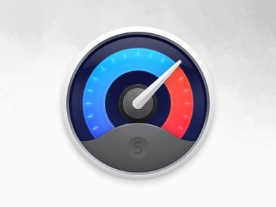 iStat Menus 5 Icon menus istat mac app icon menubar dial