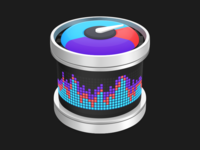 iStat Server for Mac app icon
