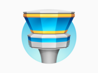Tower replacement icon