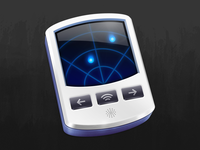 iStat Server 2 icon (PSD)