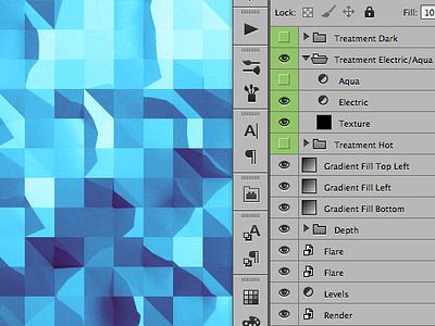 Wallpaper: Quattro Hot and Quattro Electric (desktop) retina mac os x wallpaper desktop lock screen