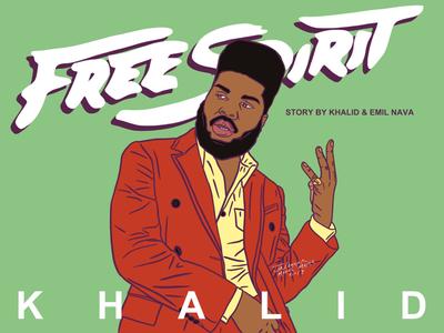 Free Spirit: A Story by Khalid & Emil Nava