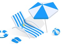 beach table for retirement tool