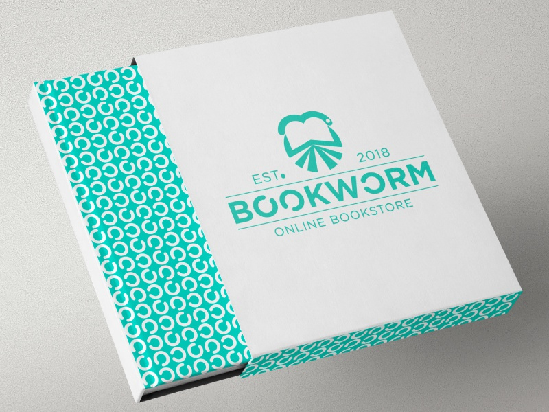 Bookworm 03 for dribbble
