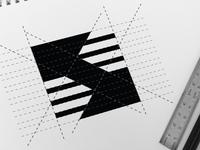 Sharp Logo Gridding