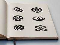 Sakura Logo Concepts