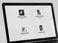 Prestige Grooming Logo Design Ideas