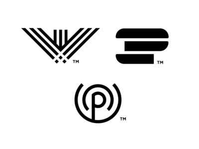 Wordpress App Logo Concepts