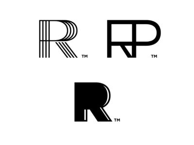 Retro Prints Logo Ideas