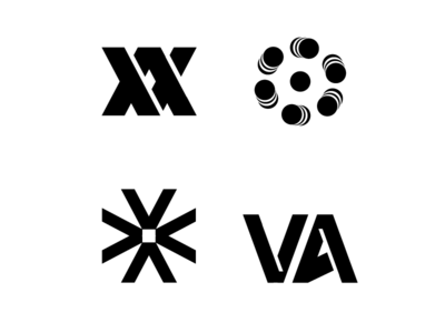 Vector Analytics Logo Ideas