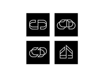 Crisp Decor Logo Concepts