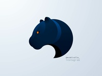 Black Panther Logotype