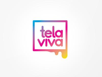 Tela Viva - Logo