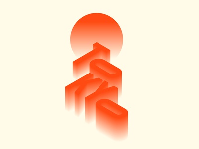 Tokyo - illustration