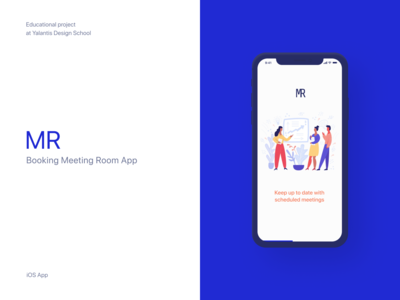 MR – Booking Meeting Room App