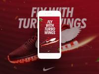Nike Turbo Wings Ad
