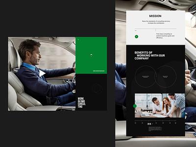 OMO branding illustration website adobe xd web ux designs photoshop shot design