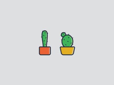 Cactus Illustration 🌵