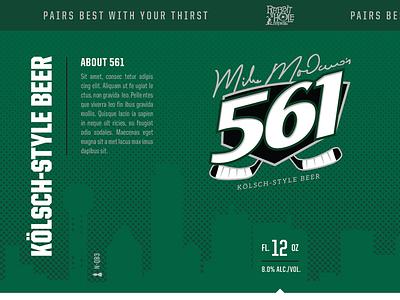 Mike Modano 561 Design