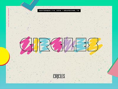 Circles 2016 Brand