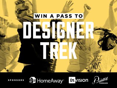 Designer Trek 2016 black yellow