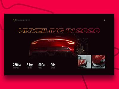 Meet Vega, Sri Lanka's all electric super car! vehicle website automobile 2020 car landing car launch vehicle car website sri lanka car