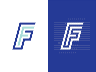 Double F Logomark