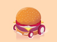 Burger Wagon